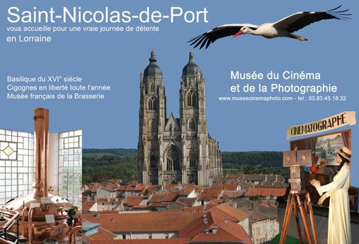 Mus e du cin ma et de la photographie saint nicolas de port france - Clinique veterinaire saint nicolas de port ...