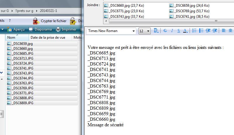 Truc Et Astuce Recuperer La Liste Des Fichiers Ou Photos D Un Dossier